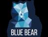Blue Bear, agence de communication Logo